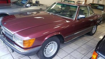 1985 Mercedes-Benz 280sl W107