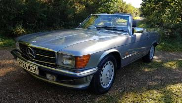 1989 Mercedes-Benz 300sl
